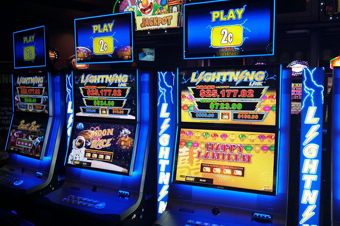 Newtown Hotel Toowoomba Gaming Room