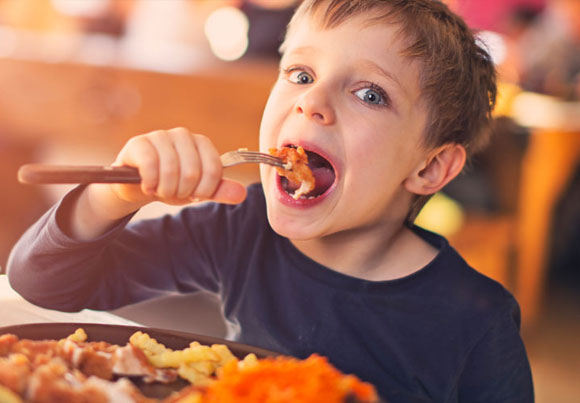 Kids Meals at Newtown Hotel
