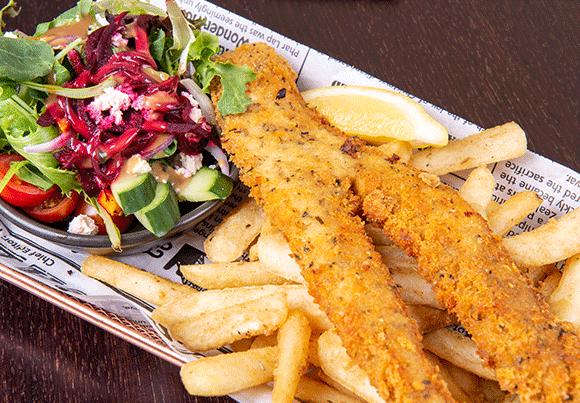 Newtown Fish & Chips