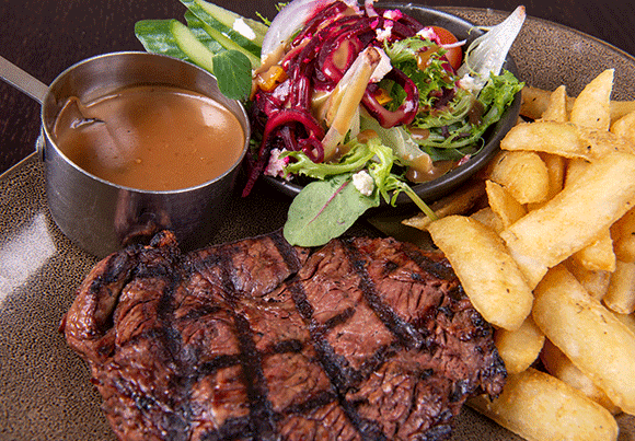 Newtown Steak