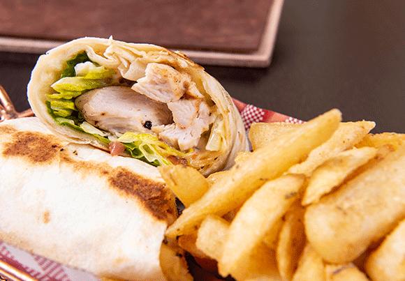 Newtown Lunch Wrap