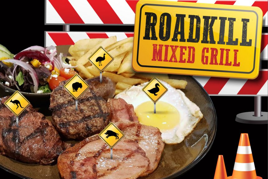 Roadkill Mixed Grill